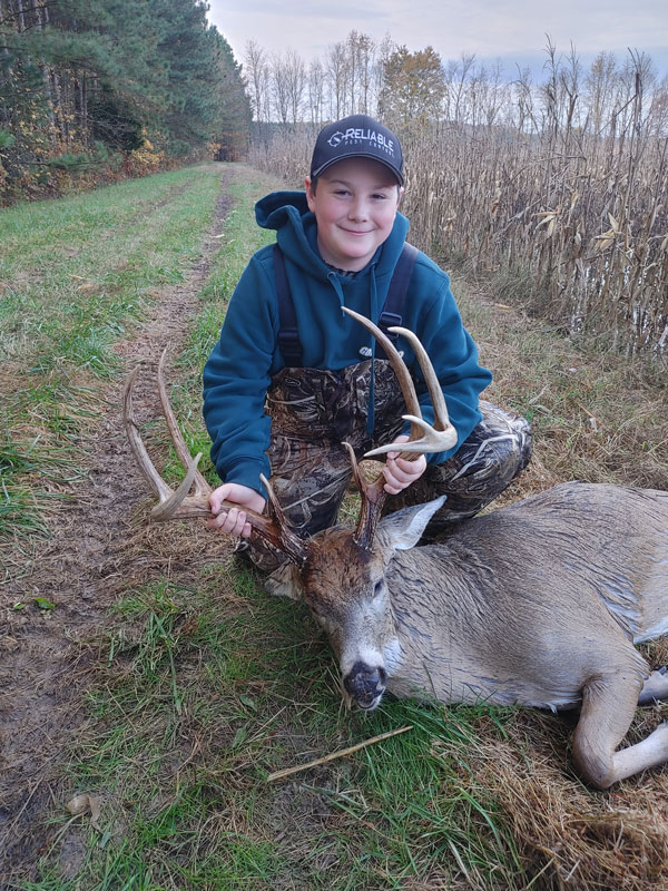Deer Hunting Buck Maryland