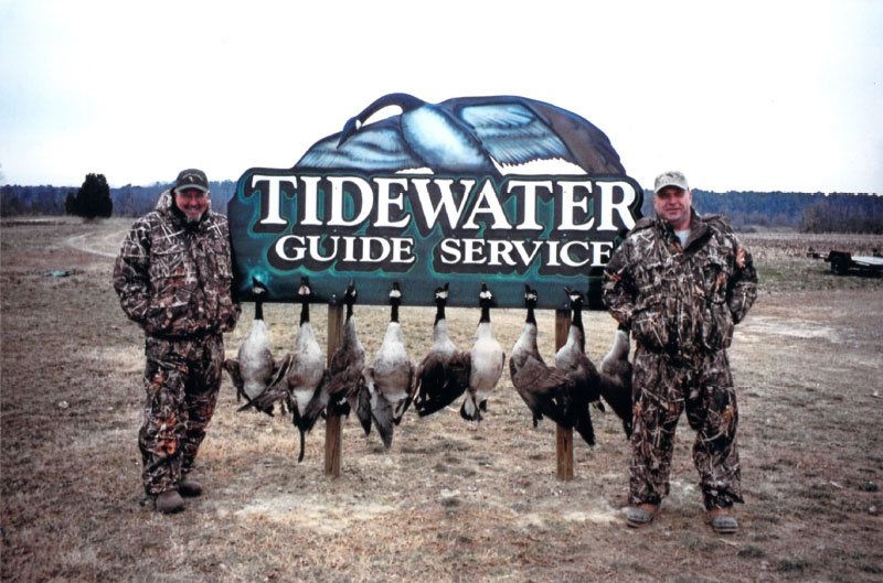 Goose Hunting Maryland Eastern Shore